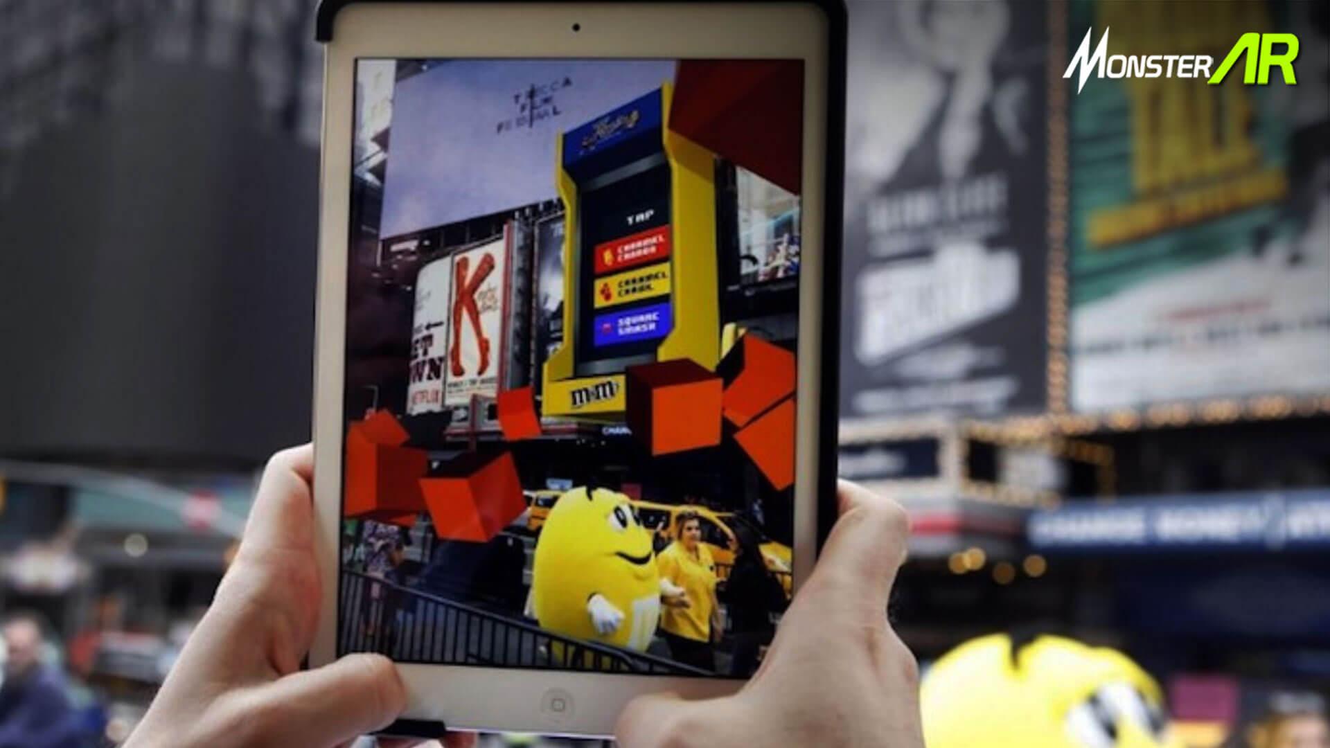 Augmented Reality untuk Periklanan